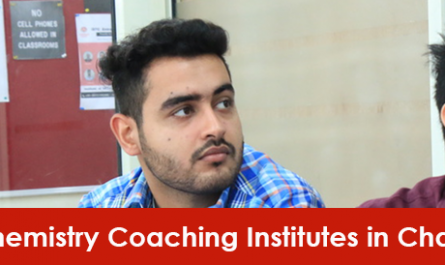 Top 5 Chemistry Coaching Institutes in Chandigarh