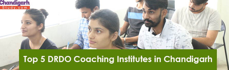 Top 5 DRDO Coaching Institutes in Chandigarh