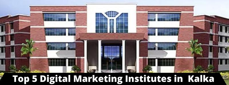 Top 5 Digital Marketing Institutes in Kalka