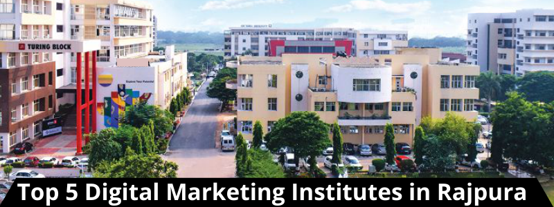 Top 5 Digital Marketing Institutes in Rajpura