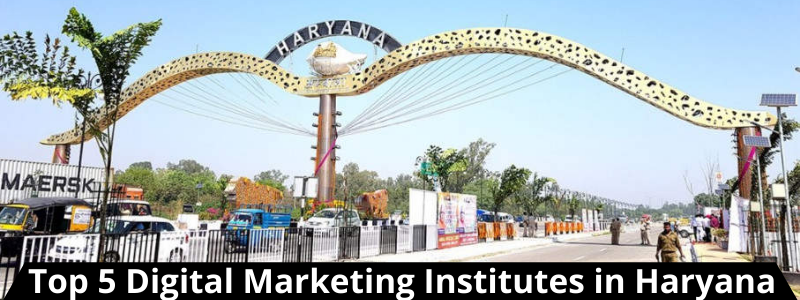 Top 5 Digital Marketing Institutes in Haryana