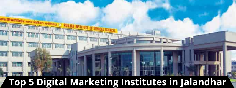 Top 5 Digital Marketing Institutes in Jalandhar