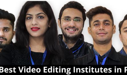 Top 5 Video editing institutes in patiala