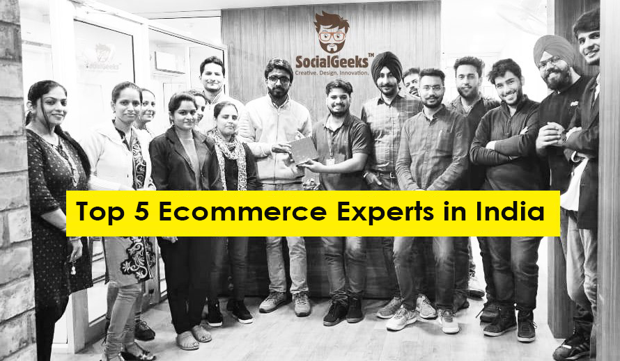 Top 5 Ecommerce Experts in India 2021